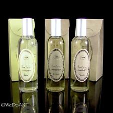 SABON Room Spray • Patchouli • Vanilla • Linen • Musk• La Mer•  100ml-3.5FL.oz