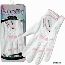 New in Package, Intech Ti-Cabretta Leather Ladies' Golf Glove / Size Large