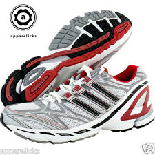 Adidas Men's Supernova Sequence 3 Running Shoes Big Large Sizes White Red G16990