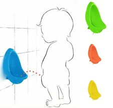 New Children Toddler Potty Urinal Toilet Training Child Boy Bathroom Pee Trainer