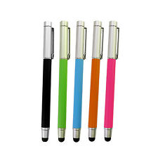 Capacitive Touch Screen Stylus with Ballpoint Pen for Soft Input Panel