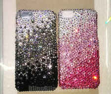 Handmade Super Bling Austria Diamond Crystal Cover Case For iPhone 5 5S 5C 4S