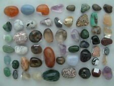 various TUMBLE STONE CRYSTALS H-Z choose from drop down menu 1.2-4cm