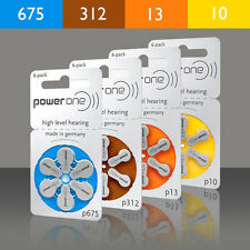 Hearing Aid Batteries Type 10 13,312,675 For Your Hearing Aid