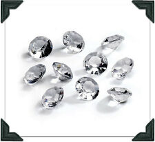 SALE! Wedding Decoration Scatter Table Crystals Diamonds Acrylic 10mm 3FOR2 NEW