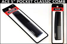 "ACE 5"" Pocket Classic Combs (1 Pack, 6 Packs)"