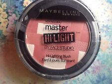 New Maybelline face Studio Master Hi- Light Blush and bronzer * You Choose *