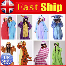 New Mens Womens Jumpsuit Onesie Animal Onesies Onsie Kigurumi Pyjamas Pajamas