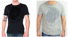New Diesel Men's T-Shirt T-KARAKUM T-Shirt Available in 2 Colours and All Sizes