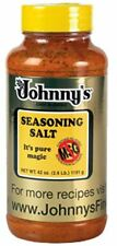 BIG Size 2.6 lbs-Johnny's Seasoning Salt Pure Magic Meat & Other Dishes 42 Oz.