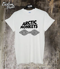 ARCTIC MONKEYS TSHIRT NEW ALBUM WOMENS MENS HIPSTA ROCK MUSIC DOPE SWAG NEW