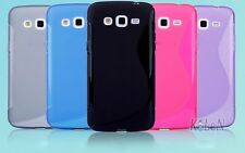 Soft TPU Gel Silicone Case Skin Cover For Samsung Galaxy Grand 2 G7102