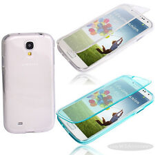 ALL ROUND BUMPER CASE FOR SAMSUNG GALAXY S4 INCLUDES FREE SCREEN PROTECTOR