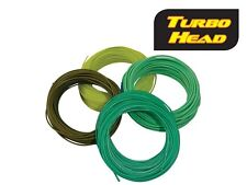 HIGH QUALITY SALMON TURBO SHOOTING HEAD FLOATING FLY LINE RRP: £39.99