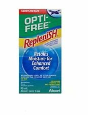300ml Opti-Free Replenish Contact Lens Solution with lens case by Alcon