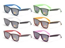 CHILDRENS KIDS BOYS GIRLS POLARISED SUNGLASSES SHADES FULL UV 400 PROTECTION