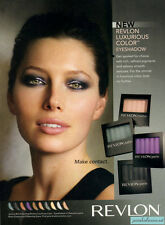Revlon Eye Shadow Luxurious Color - Discontinued ** CHOOSE Your Shade ** NEW **