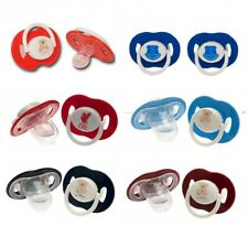 Football Dummies Selection Soothers Pacifiers Baby Chrismas Birthday Xmas Gift