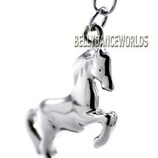 RUNNING HORSE CUTE ANIMAL KEYCHAIN KEY CHAIN RING FOB HOLDER BIRTHDAY X'MAS GIFT