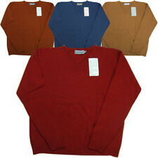 Richard Roberts Ladies V Neck Lambswool Sweaters All Colours RRP £40