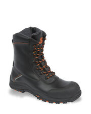 V12 Defiant New Rugged Tough Side Zip S3 SRC Safety Work Boot