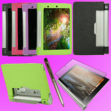 "Protection Case Cover for 8"" Lenovo Yoga Tablet 8 B6000 + Film + Stylus    F150S"