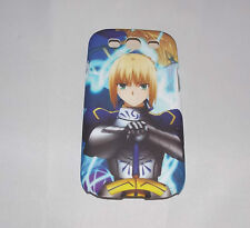 Fate Stay Night Anime Samsung Galaxy S3 19300 Protective Case