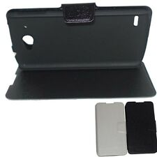 PU Leather Stand  Protective Cover Case For Lenovo S920 Smartphone