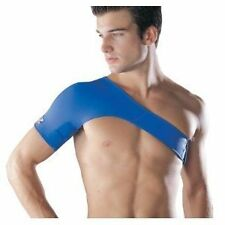 Shoulder support back brace artheritis strain aid injury sleeve gym bandage wrap