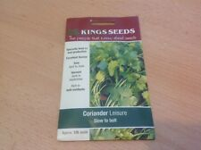 KINGS SEEDS A VARIETY TO CHOOCSE FROM