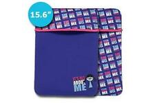 """David & Goliath Stupid Factory 15.6"""" laptop sleeve Trendy Wendy Its All About Me"""