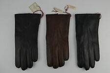 Dents Mens Cashmere lined Chelsea Leather Gloves. Black,Brown,English Tan.5-1542
