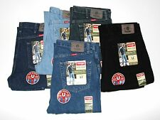 New WRANGLER Regular Fit Jeans Men's Size W36 L32 Choose from Five Colors