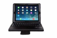 Aerb Apple iPad Air 5th Gen Wireless Bluetooth Keyboard Leather Case Cover Sleep