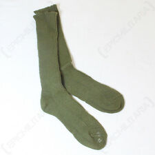 NEW Mens Czech Army WOOL SOCKS Long Warm Thermal Winter Surplus - All Sizes