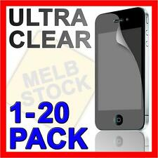 NEW Ultra Crystal Clear Screen Protector LCD Film Guard for Apple iPhone 4S 4