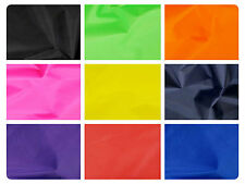 "Ripstop Fabric - Plain Solid Colours - Material - 59"" (150cm) wide - Rip-Stop"