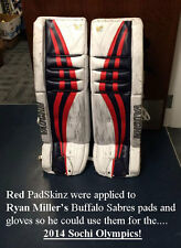 PadSkinz Colour Change For Goalie Pads / Gloves