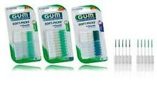 GUM SOFT PICKS Interdental Brushes, 40 PACK - Pick your own size - Free delivery
