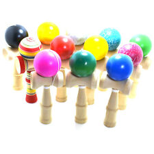 "Kendama-Wooden Skill Toy 7.5"" Big"