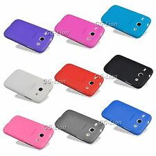 Gel Silicone Matte TPU Cover Case For Samsung Galaxy Ace 3, S7270, S7272, S7275