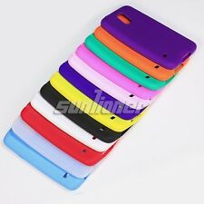 soft Silicone Gel Rubber Case Cover Skin for Samsung Galaxy S5,SM-G900H,SM-G900I