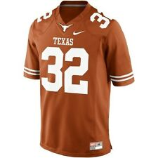 Nike Texas Longhorns Home #32 Limited Football Jersey