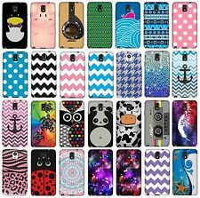 For Samsung Galaxy Note 3 N9000 N9005 Protector Rubberized Hard Cover Phone Case