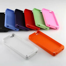 External Battery Backup Charger Case Pack Power Bank for iPhone 5 5G 5S 2200mAh