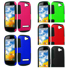 Apex Hybrid Gel Fitted Case/Skin Cell Phone Protector Cover for BLU Dash 4.5