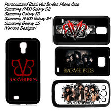 Black Veil Brides Samsung Galaxy S2, S3, S4, S5 - Can Be Personalised (1)
