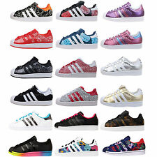 Adidas Originals Superstar 2 W II 2014 New Classic Womens Casual Shoes Pick 1