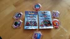 Disney Infinity Game Power Discs Series 1 2 3 Pick Your Own Disc xbox 360 3ds