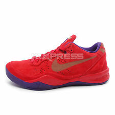 Nike Zoom Kobe 8 EXT [582554-600] Basketball Year Of The Snake Red/Purple